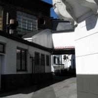 Blick in den Innenhof der ehemaligen Polar Werke