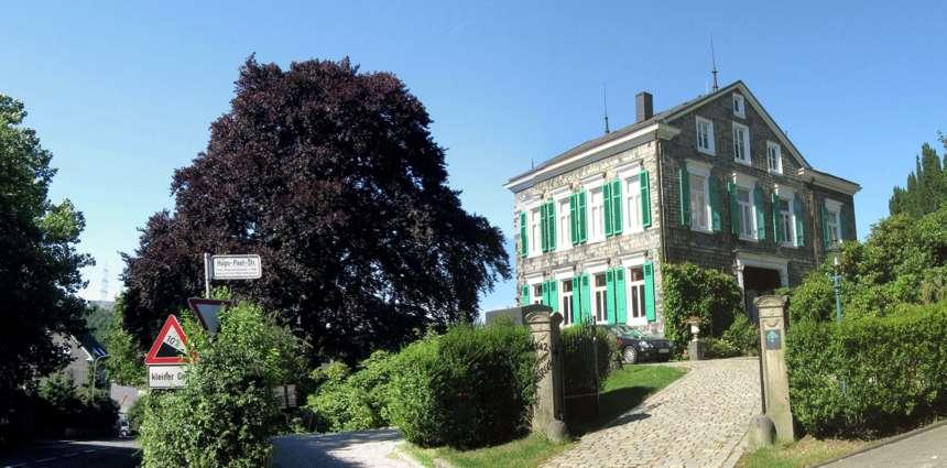 Die ehemalige Sieper-Villa