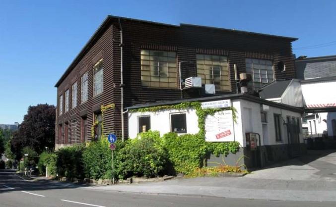 Produktionshalle der Polar Werke Engels & Sieper