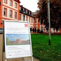 European Heritage Fair, Schloss Biebrich in Wiesbaden