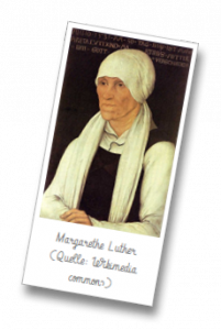 Margarethe Luther (Quelle: Wikimedia commons)