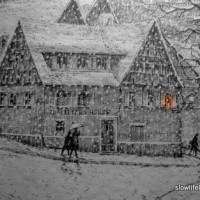 Der letzte Heller im Winter