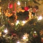 Weihnachtsschmuck nach Dreikönig?