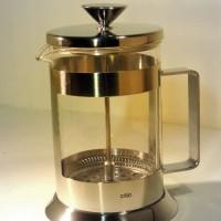 Der Kaffeedrücker