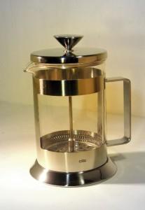 Unser Kaffeedrücker