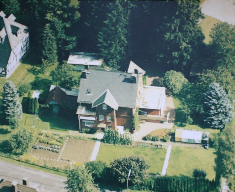 Deeprooted - Das Haus von oben