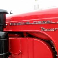 Ein Porsche-Diesel