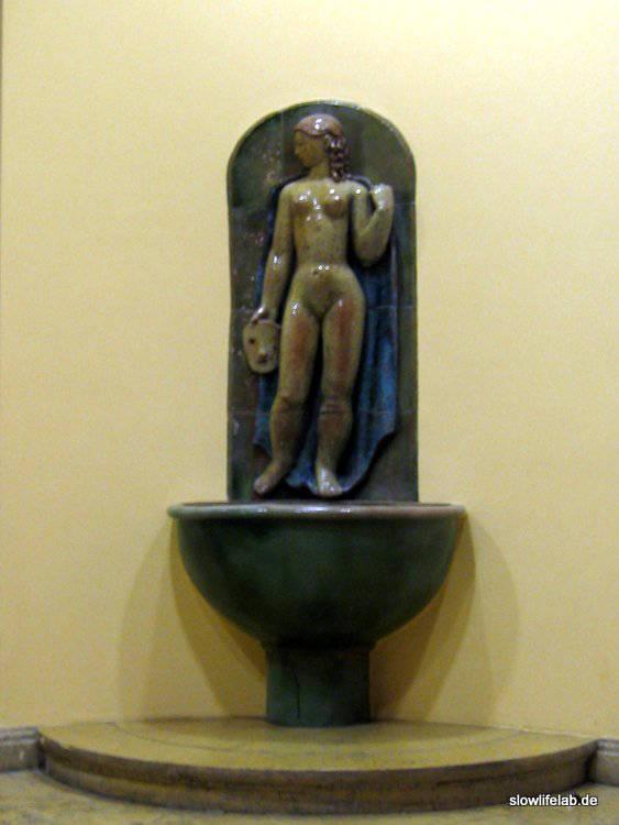 Der Brunnen im Metropol Filmtheater