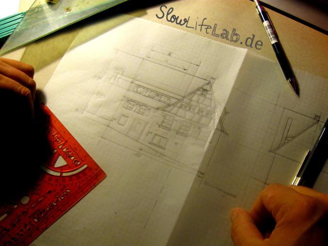 Herzblatt zeichnet für den Bauantrag