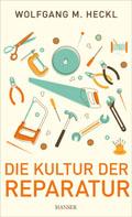 "Buchcover ""Die Kultur der Reparatur"""