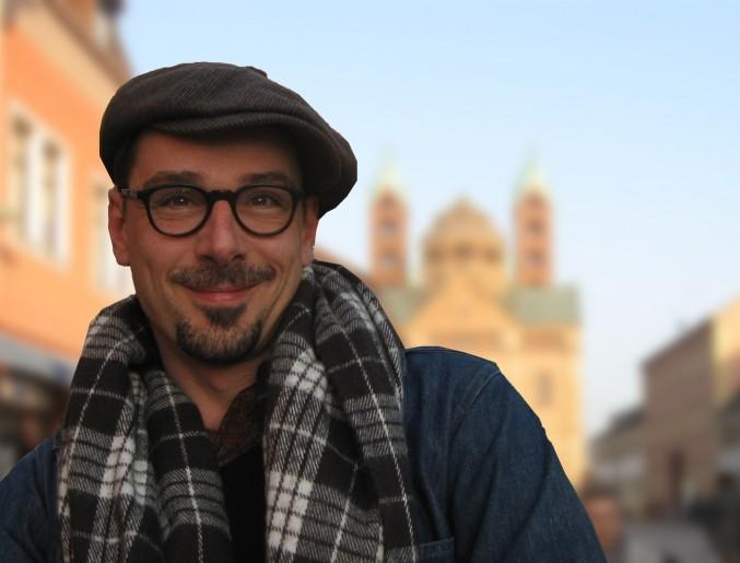 Der Autor, Journalist und Filmkritiker Joachim Kurz