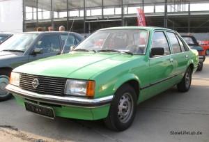Erst kürzlich von den Straßen verschwunden: Der Opel Commodore