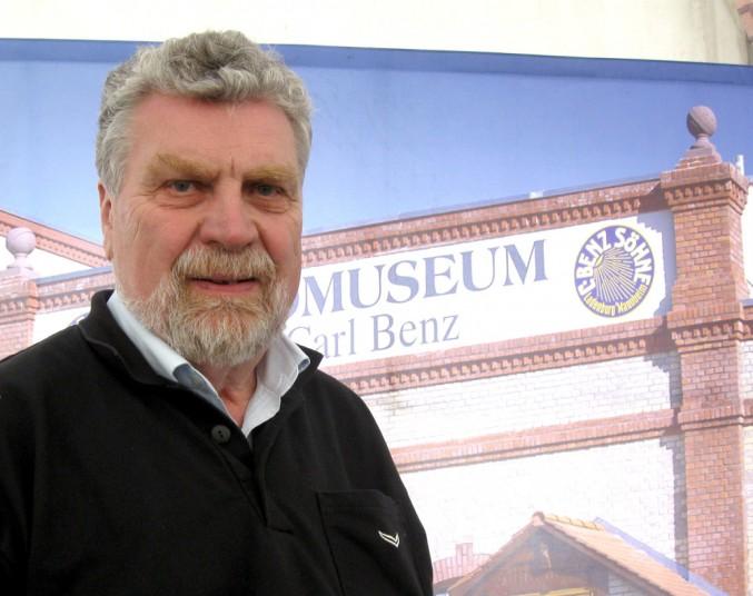 Winfried A. Seidel, Museumsdirektor und Veranstalter der Veterama