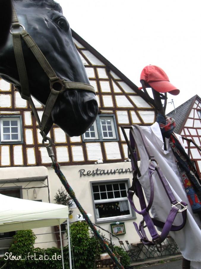 Fröhlich, bunt und herrlich unperfekt: Das Café Halfenhaus in Müden an der Mosel