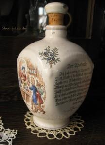 Apothekerflasche, allerdings nicht von Herr-Keramik