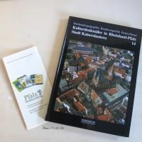 Die Kulturdenkmäler der Stadt Kaiserslautern, bezogen über die Pfalz Buchhandlung