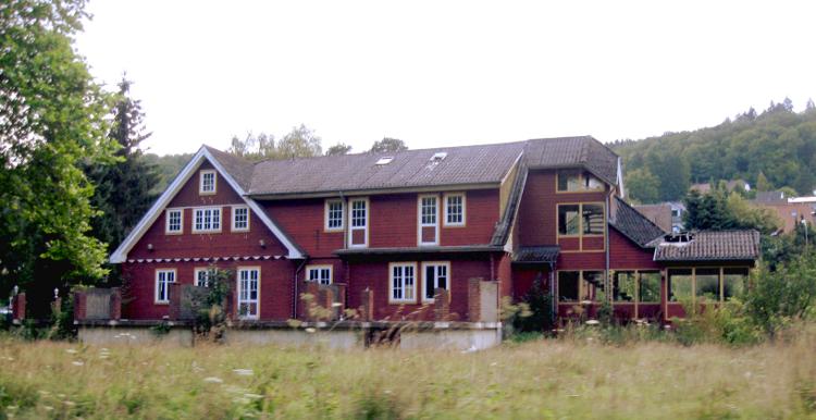 Das ehemalige Tietz-Erholungsheim
